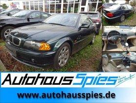 BMW 320 CI COUPE AUTOMATIK! NAVI LEDER