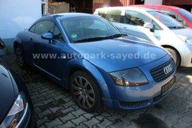 AUDI TT Coupe 1.8 Turbo - KLIMA - SHZ - LEDER - EFH -