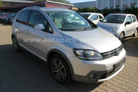 VW CrossGolf TDi - Bi-XENON - NAVI - ESD - KEYLESS