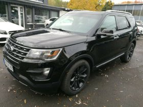 FORD Explorer Limited 7 sitzer