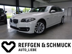 BMW 520 D TOURING AUTOMAT+LEDER+NAVI+PANO+XENON+HiFi