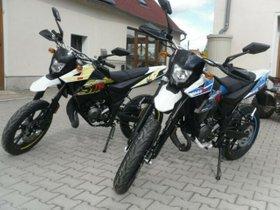 KSR KSRMoto TR 50 SM ---Mopedkennzeichen/ 6 Gang---