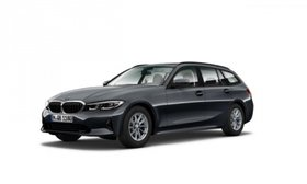 BMW 320i T.Sp-A.LivePro.HiFi DAB PanoDach Kamera AHK