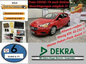 OPEL Corsa E Edition 1.2-KLIMA-BORDCOMPUTER-EURO6