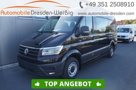 VW Crafter Kasten 35 L3H3 ASG DoKa-Nav-Kamera-LED-