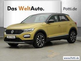 Volkswagen T-Roc 1,6 TDI BMT IQ.Drive ACC Standhzg. Navi