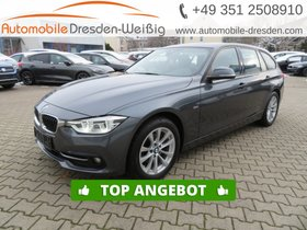 BMW 318 d Touring Sport Line-Navi-LED-Kamera-PDC-