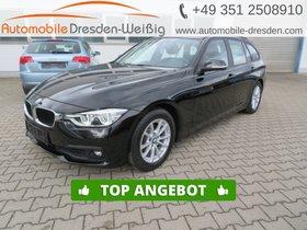BMW 320 d Touring Efficient Dynamics Advantage-Navi-