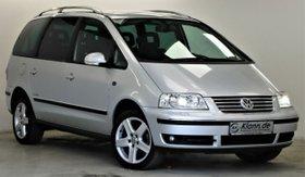 VW Sharan 2.0 TDI 140PS United 1.Hand Klima Xenon
