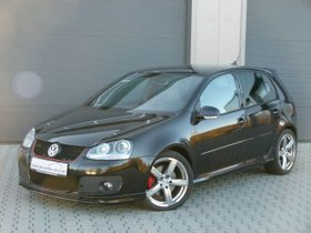 VW Golf V GTI Pirelli Xenon Leder Navi PDC DSG  SLS