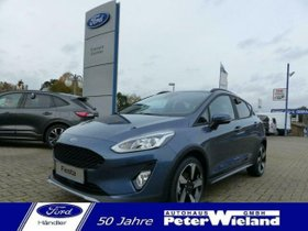 FORD Fiesta Active 1.0 EcoBoost MHEV-Winter-Paket