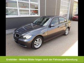 BMW 318 i Klimaautom Radio-CD-AUX Spieg. beheizbar