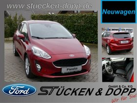 FORD Fiesta 1.0 EcoBoost Cool & Connect CarPlay+PDC+.