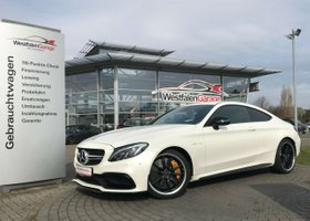 MERCEDES-BENZ C 63 AMG Coupe S AMG Speedshift 7G-MCT Edition 1