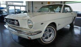 FORD Mustang V8  289 cui Servo Automatik Top Zust-