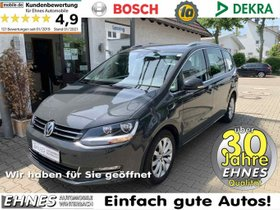 VW Sharan 1.4TSI Highline StHzg AHK NAVI Leder M&S