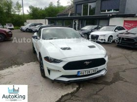 FORD Mustang 2,3l White 4V Cabrio