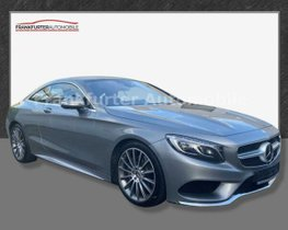 MERCEDES-BENZ S 500 Coupe 4Matic |AMG|BURMESTER|VOLL|