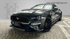FORD Mustang 5.0 V8 GT Fastback Aut + RECARO + Deutsc