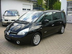 RENAULT Grand Espace Edition 25th-Navi-Xenon-AHK-Top