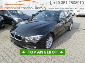 BMW 318 d Touring Advantage-KeyGo-Navi Prof-LED-