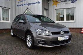 VW Golf 2.0 TDI Lounge -Navi-PDC-AHK-Alu-Nebel 1...