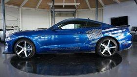 FORD Mustang 2.3 Eco Boost--Xenon-Navi-Alu-Schalter-