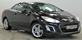 PEUGEOT 308 CC 1.6 156 PS Cabrio-Coupe Active Tempomat