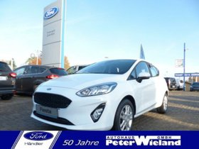 FORD Fiesta Cool & Connect-Winter-Paket