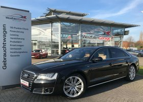 AUDI A8 W12 quattro tiptronic Langversion 20