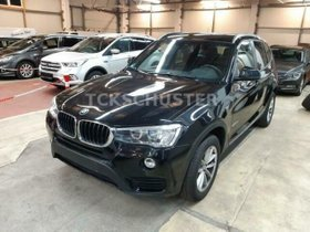 BMW X3 xDrive 20d 6-GANG XENON HEAD UP NAVI KAMERA