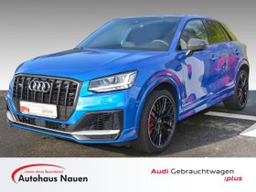 Audi SQ2 TFSI S-tronic, Navi, B&O, Pano, AHK, LED,