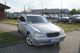MERCEDES-BENZ C -Klasse T-Modell C 220 T CDI-AUTOMATIK-AHK !!