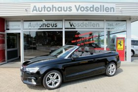AUDI A3 Cabriolet sport 1.Hand Navi MwSt. 2,99%