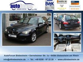 BMW 530d T Navi-Leder-Xenon-Pano-HUD-NightVision
