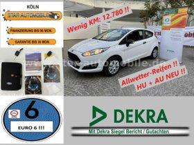 FORD Fiesta Ambiente 1,25-ALLWETTER-TÜV NEU-EU6!-