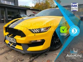 FORD Mustang Shelby GT350 SVT Performance Leder