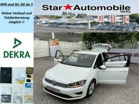 VW Golf Sportsvan 1.6 TDI-WINTER PAKET-PDC-TEMP-EU6