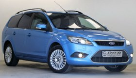 FORD Focus 2.0 TDCI 136PS Automatik Turnier Titanium