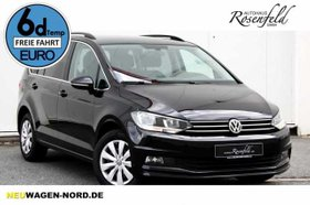 VW Touran 1,5ACT DSG SHZ+HANDYNAVI-+7SITZE+AHK+FAMILY