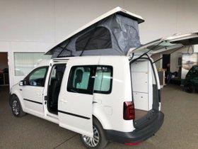 VW Caddy DSG Maxi Trendline BMT Camper Wohnmobil