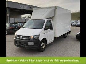 VW T6 Transporter Koffer 2.0TDI- Klima 3-Sitzer