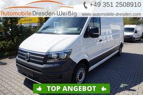 VW Crafter Kasten 35 lang Hochdach FWD-Navi-