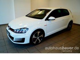 VW Golf VII GTI 2.0 TSI BMT DSG -Navi, Klima, Rückfahrkamera + PDC-