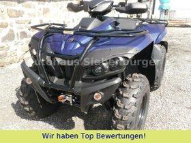 ACCESS MOTOR 850 Shade Xtreme NG 4x4 --LOF-Zul./ el. Winde--