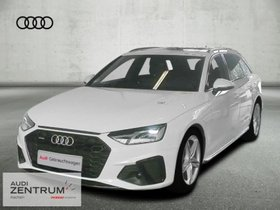 Audi A4 Avant 45 TDI quattro S line tiptronic Euro 6,