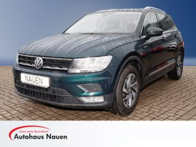 VW Tiguan 1.4 TSI Sound Navi ACC PDC Sitzheizung Rückfahrkamera