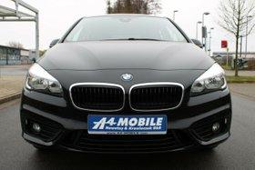 BMW 218 d Advantage Navi SHT Tempomat PDC
