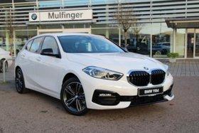 BMW 118d Sport Line 339EUR mon. Rate