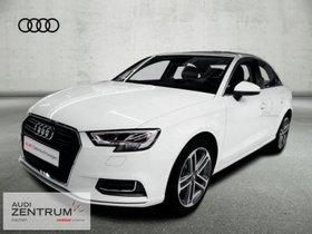 Audi A3 Limousine 30 TDI design Euro 6, MMI Navi,